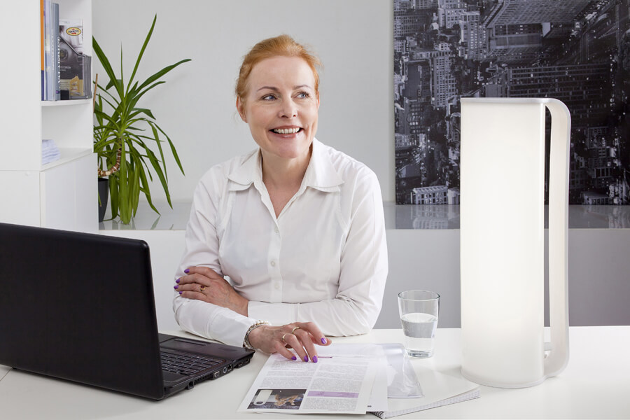 Lysterapi lampe medi light | FINN.no