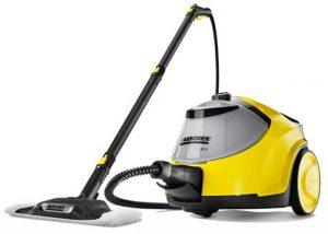 Større gulvvasker og ny støvsuger