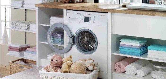 Vaskemaskin med Torketrommel Test