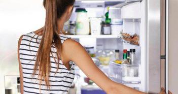 Kjøleskap med fryser test