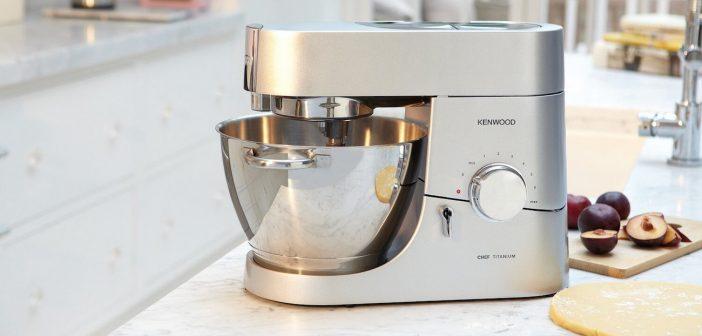 Kenwood Chef XL Test