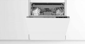 Integrert oppvaskmaskin test