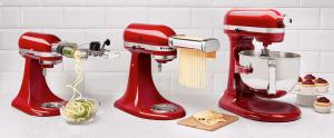 Dette bør du tenke over når du skal velge en kjøkkenmaskin fra KitchenAid