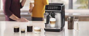 Philips espressomaskin test