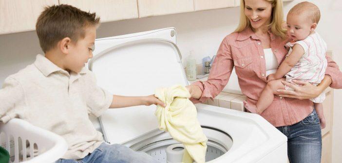 Toppmatet vaskemaskin test