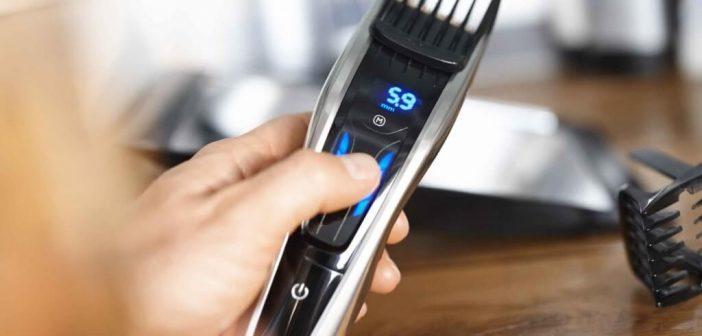 Haarklipper Test