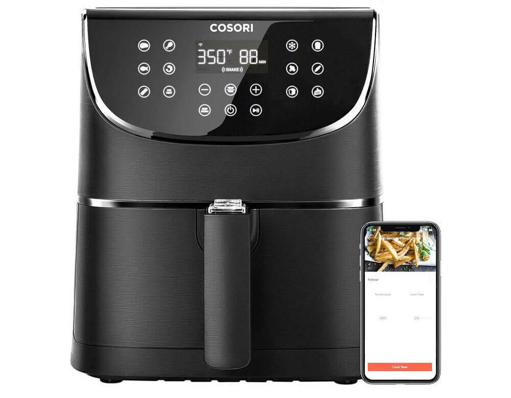 Beste airfryer, topmodell | Airfryer cosori smart