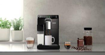 Helautomatisk Espressomaskin Test