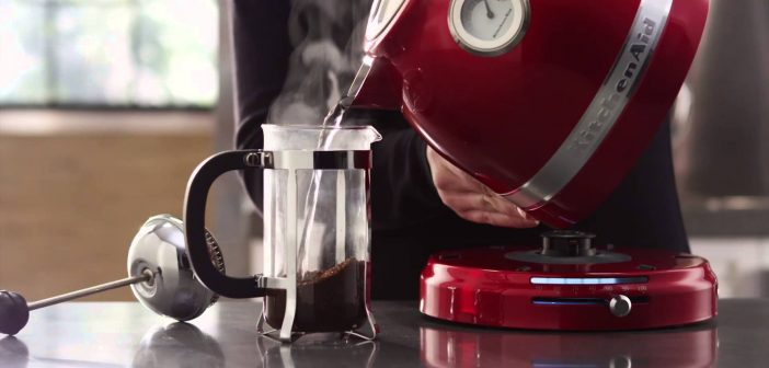 KitchenAid Vannkoker Test