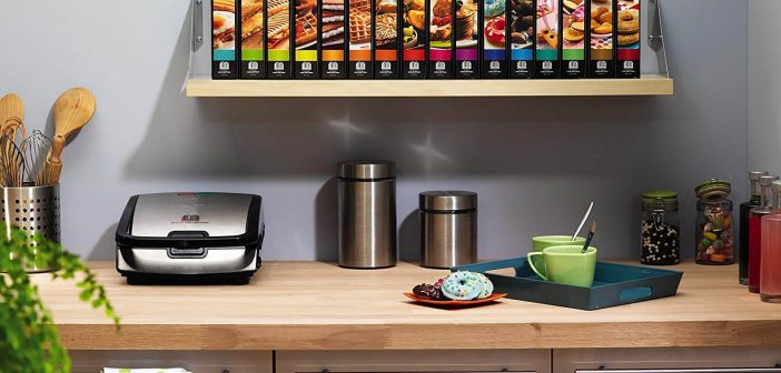 Tefal Snack Collection test