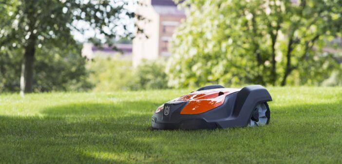 Husqvarna Robotic Lawn mower