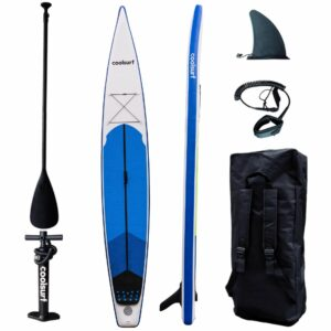 CoolSurf Pro Touring Paddleboard 4.27M