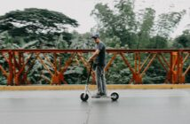 Electric scooter 1
